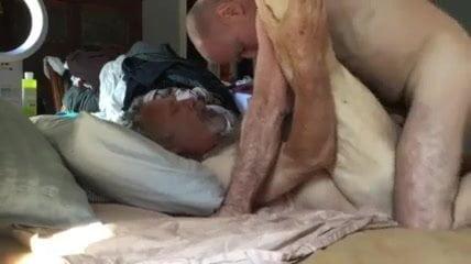 Mature dad fucked hard