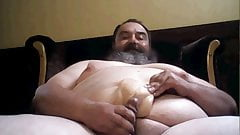 Big bearded bear CUms