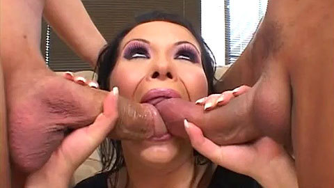 This MILF Just Can't Get Enough With Double Penetration