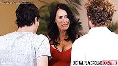 XXX Porn video - My Wifes Hot Sister Episode 5 Reagan Foxx a porn image