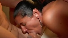 Fucked in a German Swingerclub  thumb