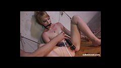 Submissed.com Submissive Anna Prati vibed