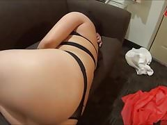 Latina with fat ass eaten alive - VORE