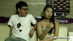 KOREA1818.COM - Sexy Pool Hall Girl