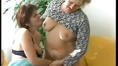 Grannys Lesbians