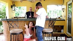 Mofos - Lets Try Anal - MILF Takes it in the Ass starring Si