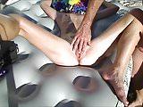 back yard masturbation