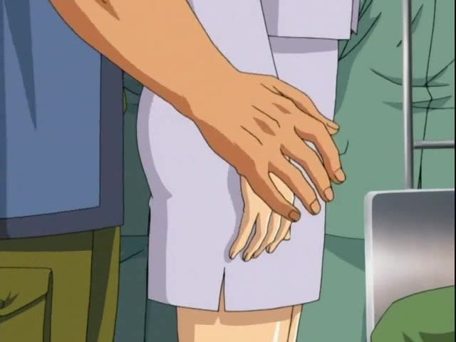 Groped #Anime
