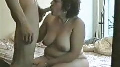 Mature slut dont want drink my cum
