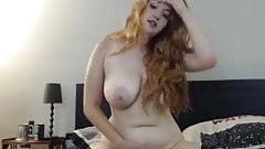 chubby girl has a great body