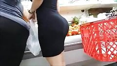 Grocery Store Ass