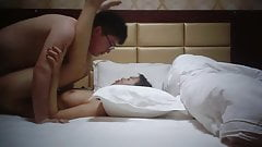 Amateur Chinese Couple Hotel Sex Tape