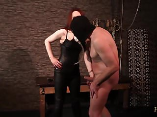 Preview 5 of Smoking Hot Ballbusting 3 - Balls Busted by Rebekka Raynor