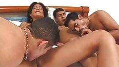 naughty bisex orgy's Thumb