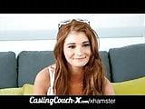 CastingCouchX 18yo georgia peach first timer