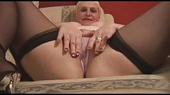 Blond Mature Hot Voluptuous Body