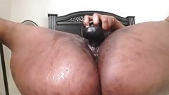 A few good ebony squirt compilation part 22