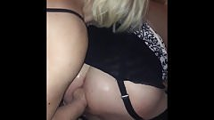 Sally Anne fisted & strap on fucked
