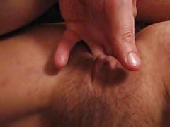 Close Up Fingering Orgasm