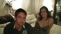 She has a threesome with her best friend and her FWB