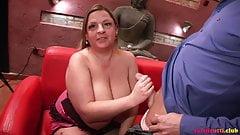 BBW big tits casting 2018