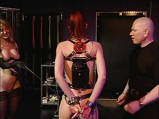 Horny girls in the room doing BDSM