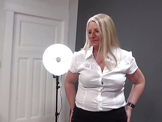 Chubby German Mature Rosella Fucks Cameraman