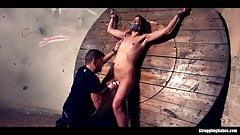 Samantha Joons bound gagged tormented by orgasms