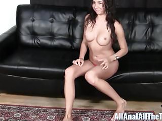 Preview 1 of Teen Stephanie Moretti Gets Fucked in Ass for First Time!