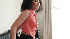 Kayla Louise - Gamer Girl Bounce shot in 4K and HD