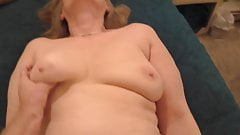 64 yr mother inlaw in wifes pantys 2