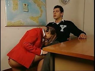 Italian Teacher Blackmailed (fantasy)