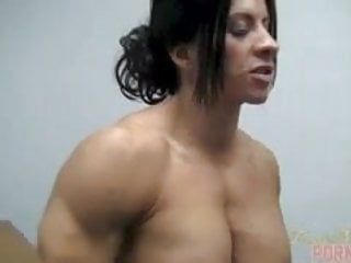 Angela Salvagno Cock Workout