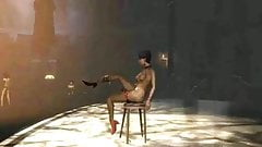 Saboteur Cabaret 2nd Girl Dance