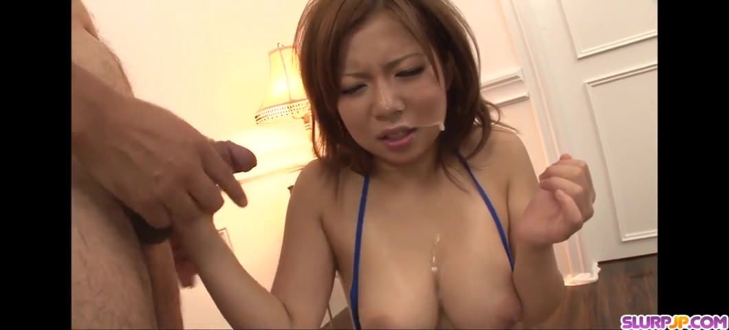 Free download & watch konatsu aozona works two dicks in her mouth         porn movies