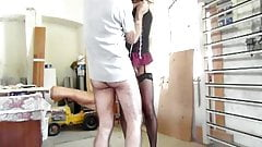 master and sissy slave