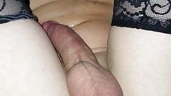 bottom young slut cums a river