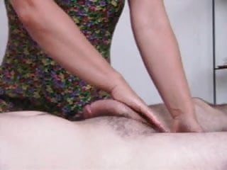 Slow penis massage - Penis massage