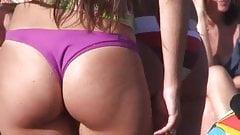 Cute Tight Butt Latina Girl