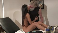 Angela Allison Fucks Her Old As Fuck Physical Therapist And
