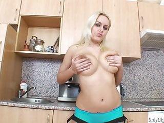 Big Tits Pamela Has Fun With Dildo