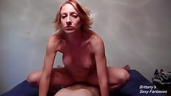 Riding and Doggy Style Until Hot Creampie