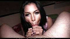 Sexy Ladyboy Doll Pov Anal And Bj