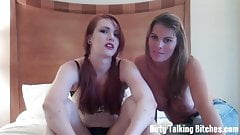 We will help you jerk off JOI