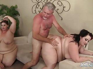 Download video bokep 5 Horny BBWs fucked by 3 cocks  Mp4 terbaru