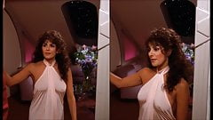 Boobs Marina Sirtis naked (96 images) Paparazzi, Twitter, cleavage