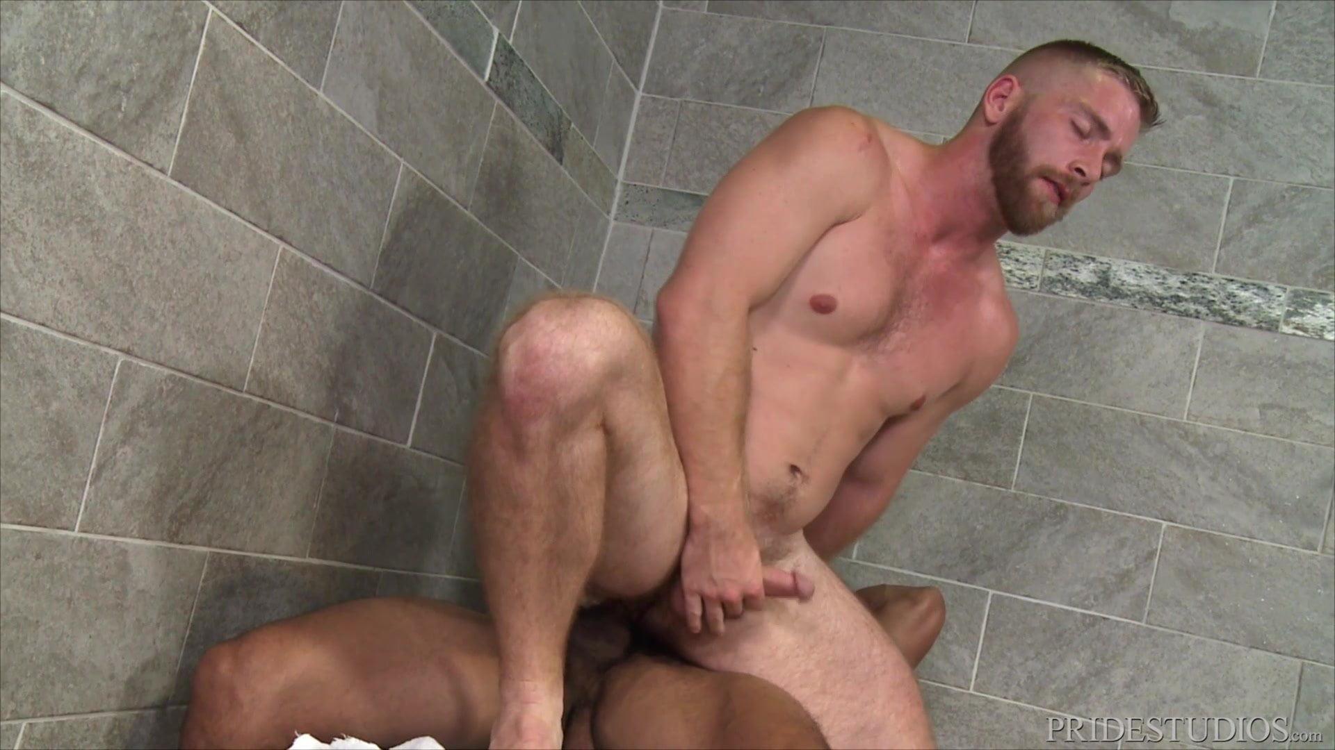Gay male videos shower