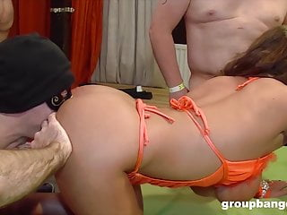 Amazing german milf model enjoys getting fucked by everybody