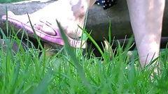 Miss Hell park legs.