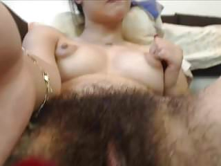 Preview 5 of Hairy Teen Full Bush